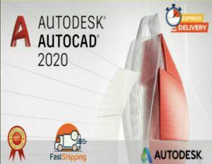 Autodesk Autocad 2020 ✅ lifetime ✅ Windows ✅ for Sale in Coral Gables, FL