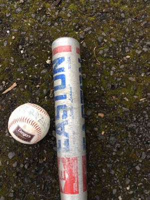 Baseball bat for Sale in Fairview, OR