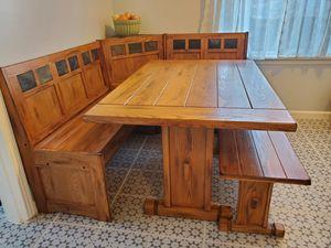 Sedona Breakfast Nook for Sale in Sumner, WA