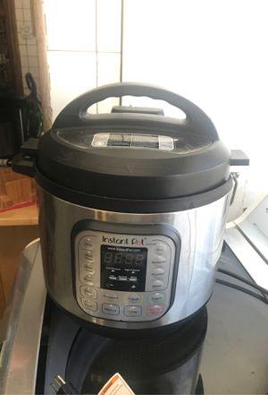 Instant pot IP-DUO80 for Sale in Wilmington, CA