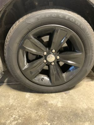 Rims off sxt charger for Sale in San Jose, CA