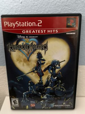 Kingdom Hearts Greatest Hits PlayStation 2 PS2 Complete for Sale in San Diego, CA