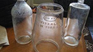 3 Vintage Glass Collectables for Sale in Atlanta, GA