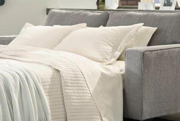 Ashley Grey Sleeper Sofa for Sale in Austin,  TX