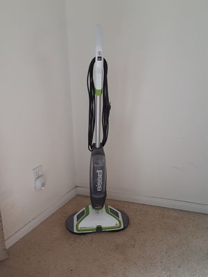 Bissell spin wave - hard wood floor / cleaner steamer mop for Sale in San Diego, CA
