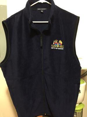 "Sanford ""Flea World"" Velour Venders Vest size XL for Sale in Lake Mary, FL"