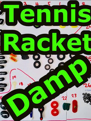 TENNIS RACKET vibration DAMPENERS, buy MULTIPLES OF 3 OR ALL 48 for Sale in Glen Ellyn, IL