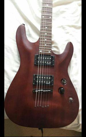 Schecter Omen-6 in Walnut electric guitar for Sale in Manassas, VA