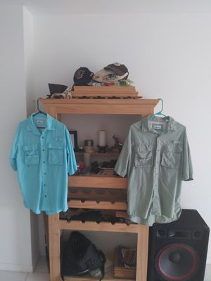 World Wide Sportsman Fishing Shirts for Sale in Fort Lauderdale, FL