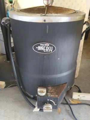 Char-broil big easy oilless turkey fryer for Sale in Pinellas Park, FL