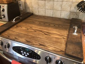 Custom made noodle boards ( stove top covers) for Sale in Schuylkill Haven, PA