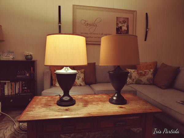 Lamps /Lamparas