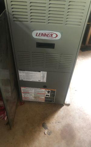 A gas furnace air handler like new for Sale in San Antonio, TX