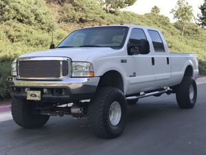 2001 Ford F-350 XLT 7.3L Diesel 4x4 Banks Lifted 88k Low Miles for Sale in San Diego, CA