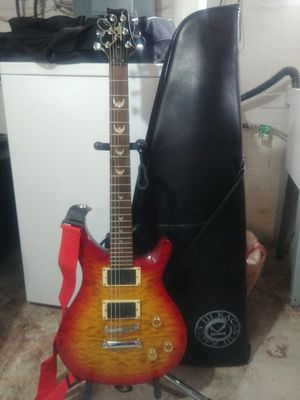 custom dillion prs style electric guitar w/ emg hz pickups for Sale in College Park, MD