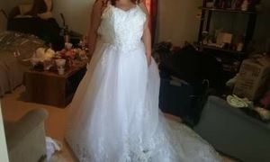 Wedding dress for Sale in Esto, FL