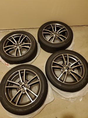 2017 Mustang OEM wheels and tires for Sale in Bellevue, WA