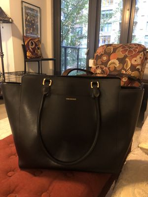 Leather Vera Bradley Tote for Sale in Washington, DC