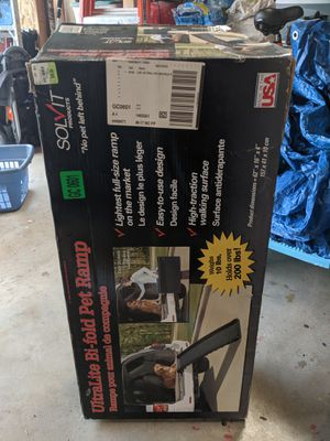 Pet/dog ramp for Sale in Oregon City, OR