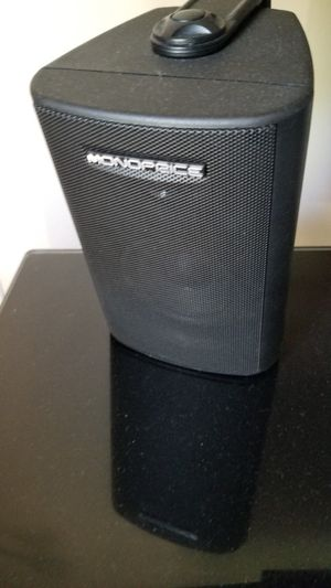 Monoprice speaker set for Sale in Parma, OH