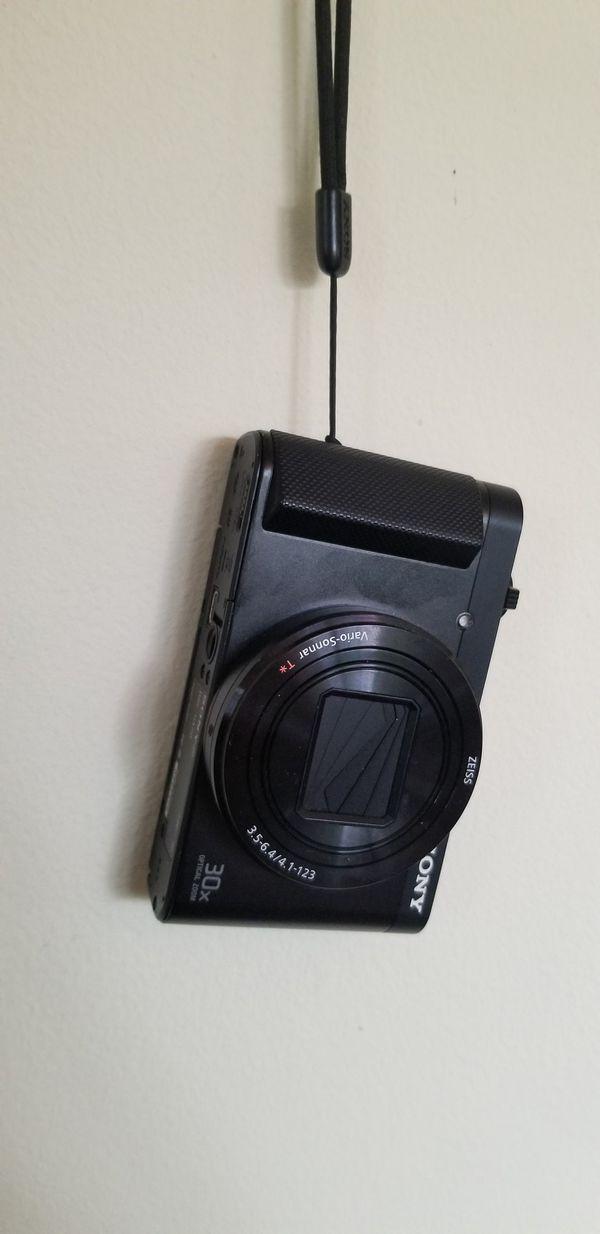 Sony Cybershot HX80