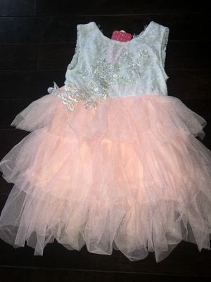 Pink tulle dress for Sale in Downey, CA