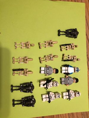 LEGO Star war figure lot for Sale in Minneapolis, MN