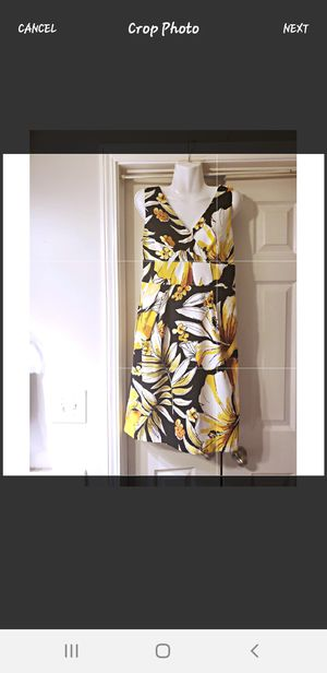 NWOT SIGNATURE BY ROBBIE BEE DRESS SIZE 6 for Sale in Nashville, TN
