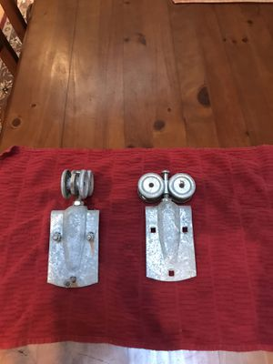 Horse stall door roller hinges for Sale in Snohomish, WA