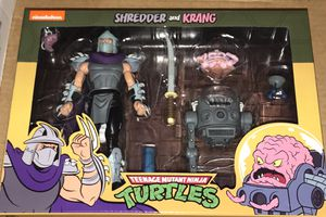 TMNT SHREDDER & KRANG for Sale in Spokane, WA