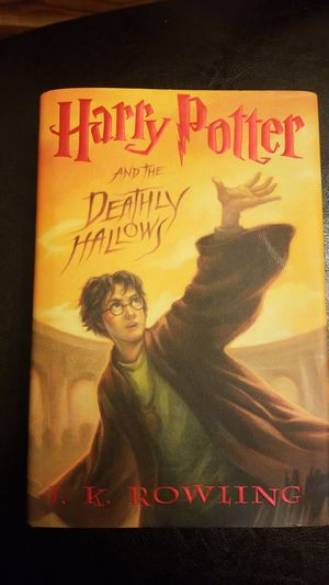 Harry Potter and the Deathly Hallows for Sale in Bothell, WA