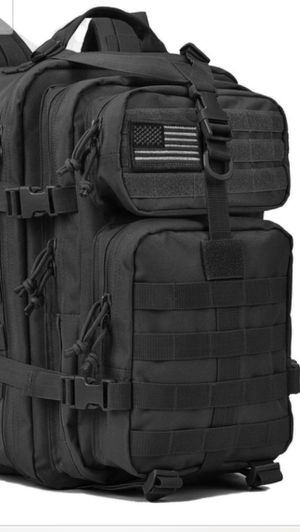 Black tactical marines army back pack for Sale in San Marino, CA