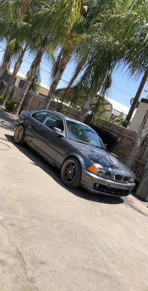 2000 bmw 323ci 5speed for Sale in Fresno, CA