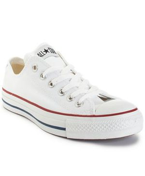 White Converse All Star Size 9 for Sale in Los Angeles, CA