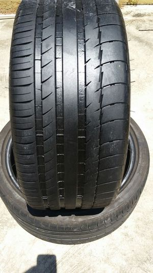 235/35/19 MICHELIN PILOT SPORT LOW PROFILE TIRES for Sale in Tampa, FL