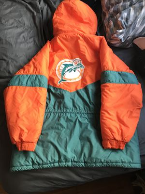 NFL Gameday Dolphins Jacket for Sale in Anaheim, CA