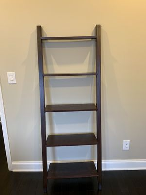 Leaning bookshelf for Sale in Washington, DC