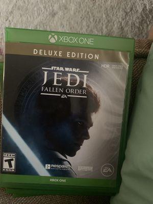 Star Wars Jedi Fallen Order for Sale in Denver, CO