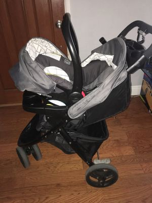 Graco travel system - Car seat, Stroller and Base for Sale in Phoenix, AZ