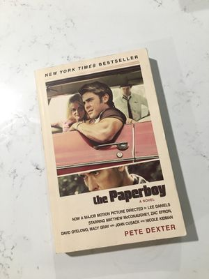 The Paperboy (paperback $5) for Sale in El Cerrito, CA