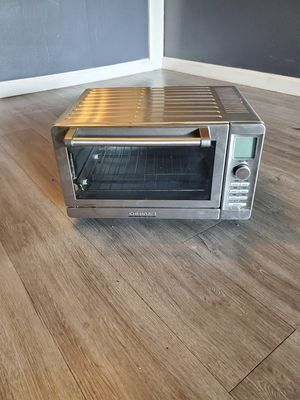 Deluxe 1800 W 6-Slice Stainless Steel Toaster Oven with LCD Display for Sale in Fair Oaks, CA