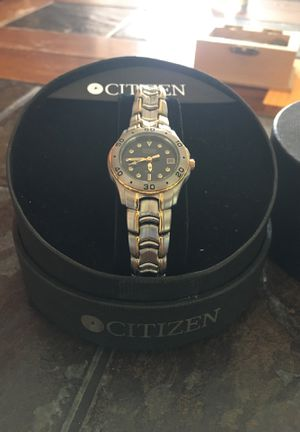 Brand new stainless steel citizen Watch for Sale in Harvard, NE