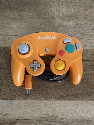 Nintendo Gamecube Controller (Orange) for Sale in Fresno, CA