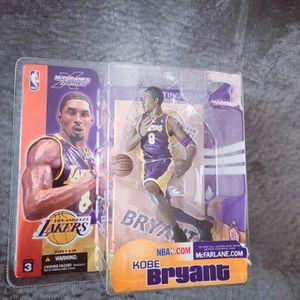 Kobe Bryant Hall of Famer action figure for Sale in Manassas, VA