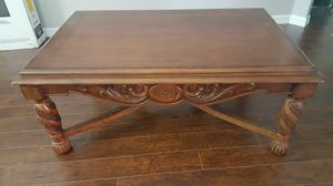 100% wood tables for Sale in Kissimmee, FL