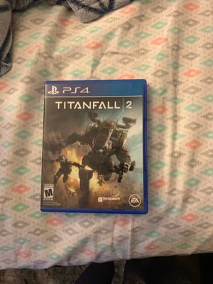 TitanFall 2 for PS4! for Sale in Glendale Heights, IL