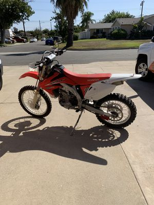 2015 Honda CRF 450X Dirt Bike for Sale in Rancho Cucamonga, CA