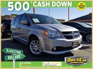 2019 Dodge Grand Caravan for Sale in Fresno , CA