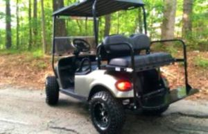 Price$1000 EZ-GO TXT 2O17 Electric Golf Cart for Sale in St. Petersburg, FL