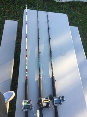 Fishing poles for Sale in Bronx, NY